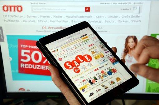 Der Online-Handel boomt weiter