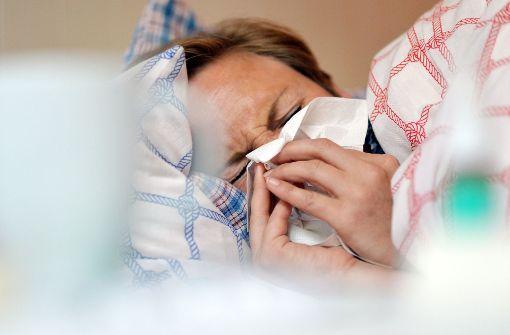 Männer leiden mehr unter Erkältung als Frauen