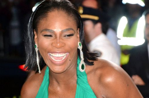 Serena Williams hat geheiratet