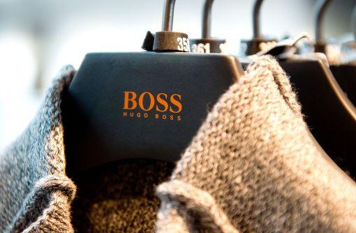 Hugo Boss wächst mit eigenen Geschäften