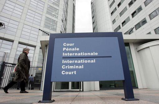 Palästinenser beantragen Ermittlung vor Internationalem Strafgericht