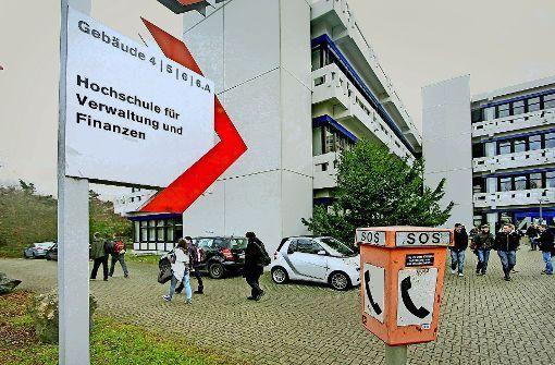 Klage beschäftigt Hochschule Ludwigsburg