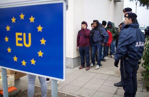 Kein neuer legaler Weg nach Europa