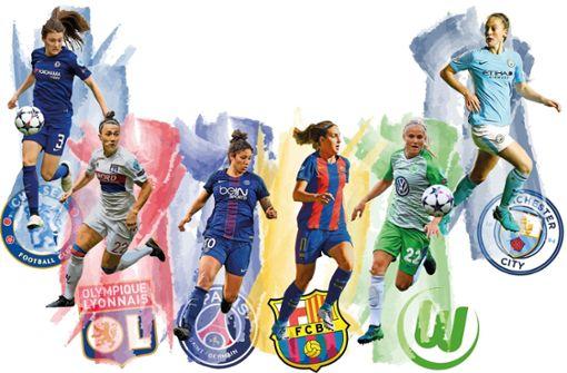 Europas Wettrüsten im Frauenfußball