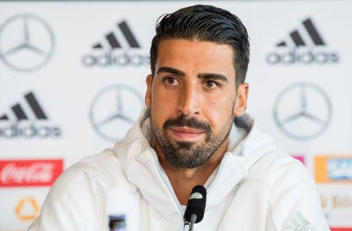 Der ehemalige VfB-Spieler Sami Khedira macht EA Sports auf einen Fehler im neuen Fifa-Spiel aufmerksam. Foto: dpa