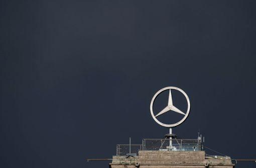 Welche Diesel stoppt Daimler?
