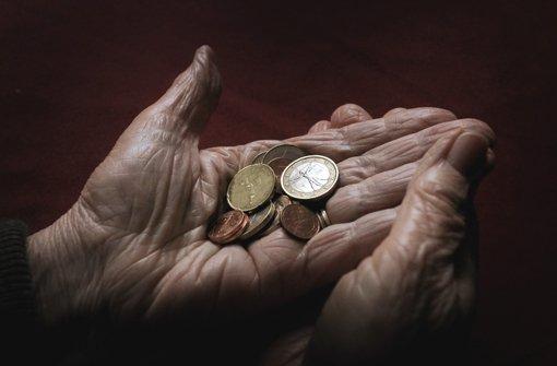 Gewerkschaften wollen für höhere Renten kämpfen