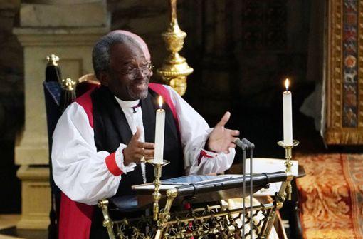 Wieviel Michael Curry verträgt die Landeskirche?