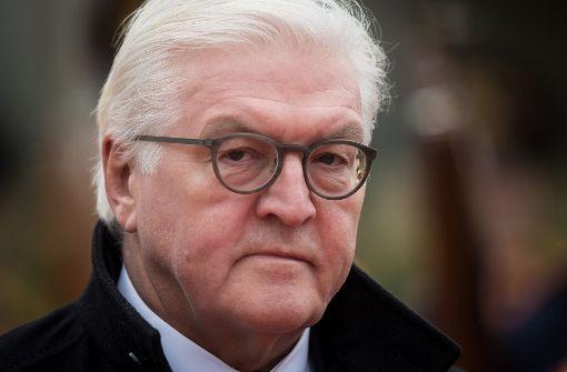 Steinmeier spricht am Mittag über Sondierungs-Abbruch