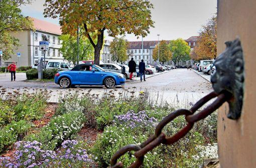 Park oder Parkplatz – das ist hier die Frage