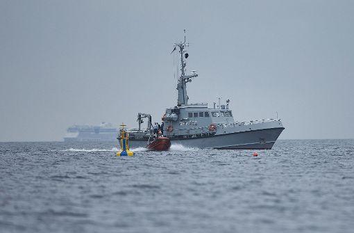 U-Boot in der Ostsee vermisst