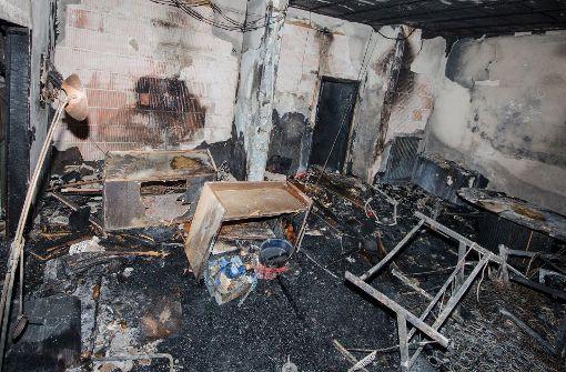 Zwei Tote bei Brand in deutscher Sozialunterkunft