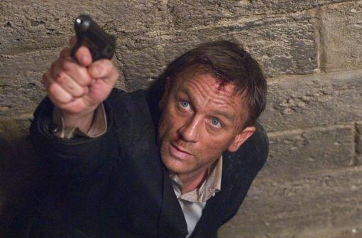 James Bond schreckt Frauen ab