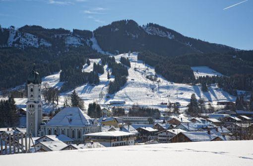 Nesselwang: Attraktiver Wintersportort für die ganze Familie
