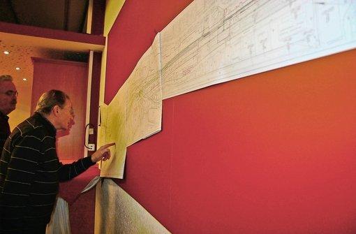 Bei einer Veranstaltung informierten sich Bürger über das Projekt. Foto: Schieler