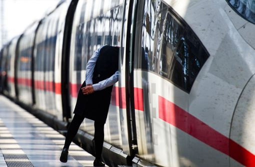 Wie Bahn-Mitarbeiter über ihren Job denken