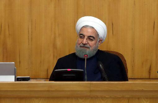 Iran droht den USA