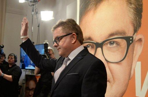 Verhandlungen mit den Grünen? Die Stuttgarter CDU will darüber die Mitglieder entscheiden lassen. Foto: dpa