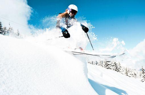 der Klimatrend bleibt auf lange Sicht gleich: weniger Schnee, höhere Temperaturen. Ohne Kunstschnee wäre es heute wohl schon nicht mehr möglich. Foto: Courchevel Tourisme