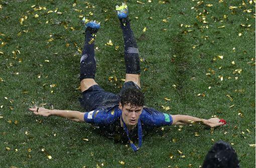 So feiern VfB-Fans ihren Weltmeister