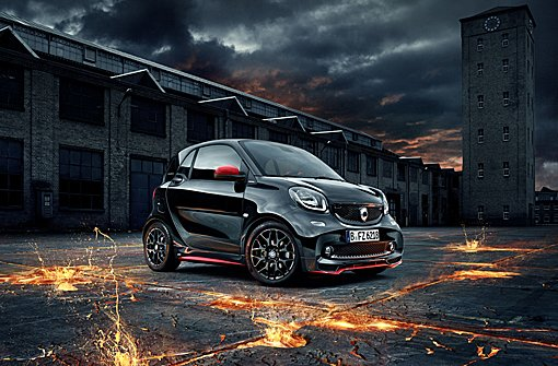 smart | BRABUS edition urbanlava