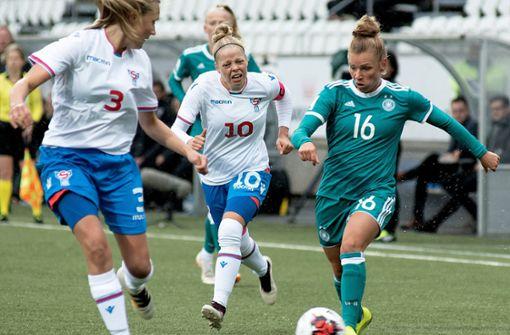 DFB-Frauen lösen WM-Ticket mit Kantersieg
