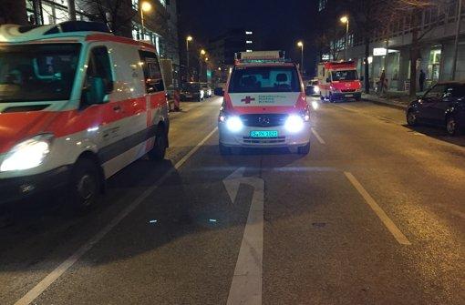 Aufgrund des Bombenfunds mussten in Stuttgart-Nord rund 1000 Menschen in Sicherheit gebracht werden. Foto: Lichtgut/Leif Piechowski