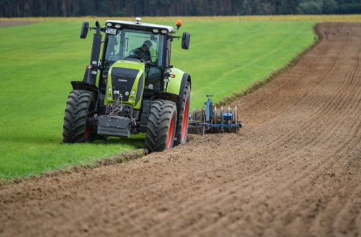 Südwest-Landwirte  geraten ins Abseits