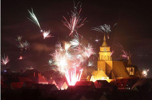 Wünsche zum Jahreswechsel: Frohes Neues Jahr 2018! - Stuttgart ...