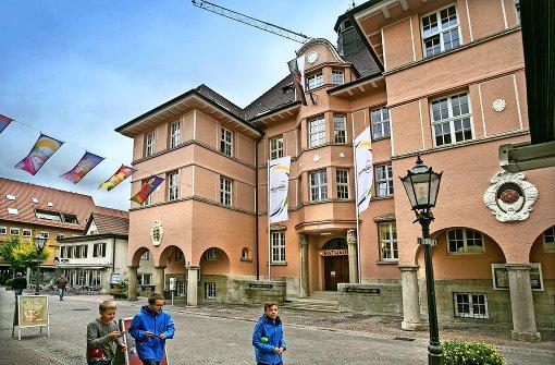 Rästelraten um das Rathaus