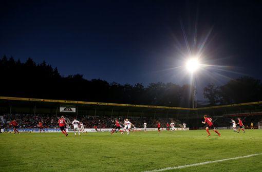 Der VfB Stuttgart hat den 3-Ligen-Cup gewonnen und über weite Strecken eine überzeugende Leistung abgeliefert. Foto: Pressefoto Baumann