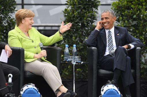 Obama grenzt sich von Trump ab