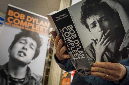 """Bob Dylan hat """"andere Verpflichtungen"""""""