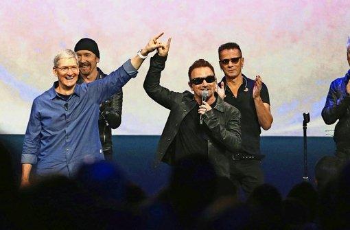 iTunes-Nutzer pfeifen auf U2