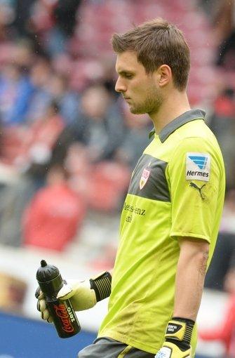 Sven Ulreich – enttäuscht suchte er nach dem Spiel schnell das Weite: Note 3 Foto: dpa