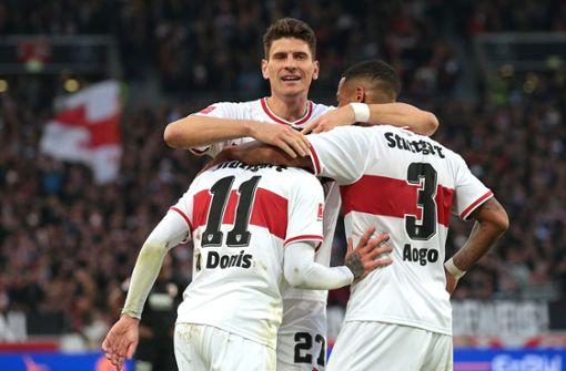 Stürmer Mario Gomez stellt sich nicht infrage