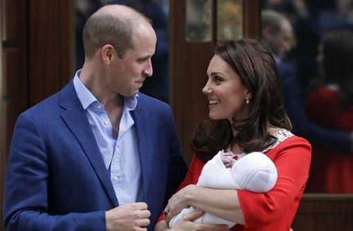 Wen wählen Kate und William als Paten?