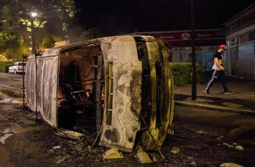 Polizei erschießt 22-Jährigen – heftige Krawalle in Nantes