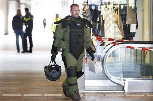 Terror-Angstin Rotterdam