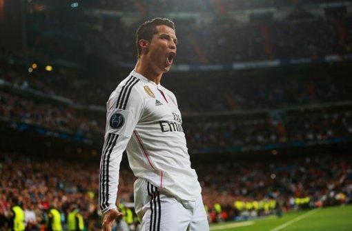 Ronaldo kickt Shakira ins Abseits