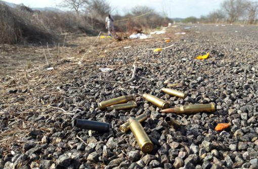 Neun zerstückelte Leichen in Geländewagen gefunden