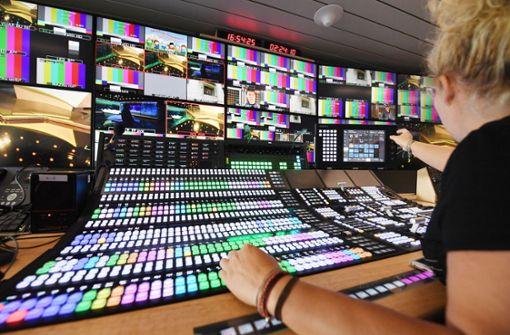 ARD und ZDF steuern WM von Baden-Baden aus