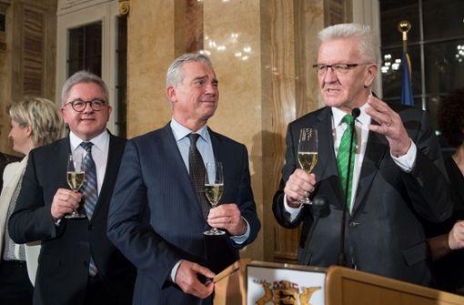 Kretschmann wendet sich gegen aufkommenden Nationalismus in Europa