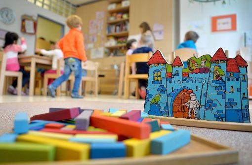 Kinderbetreuung und Stuttgart 21 als Thema