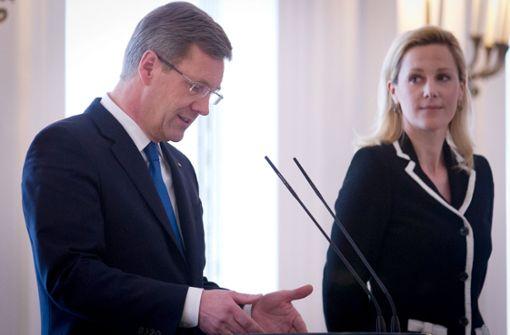 Christian und Bettina Wulff erneut getrennt