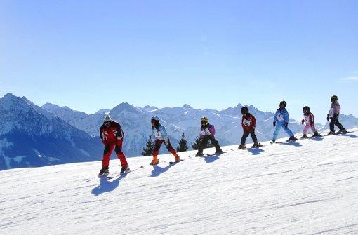 Skiausfahrten ins Allgäu