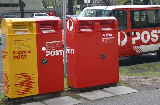 Überquellender Briefkasten: Post-Panne in Australien - Panorama ...