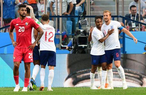 England nach Torfestival gegen Panama im Achtelfinale
