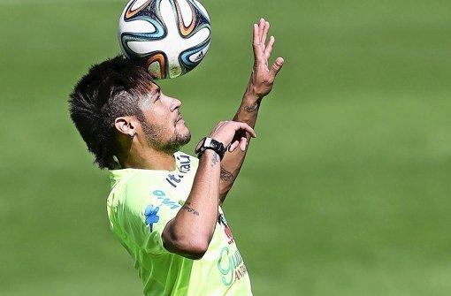 Neymar: Krönung in sieben Teilen?