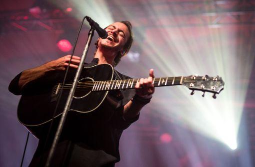 Gitarrengewitter mit wohldosiertem Pathos